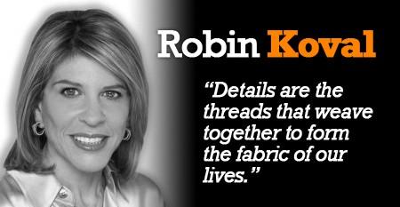 Robin Koval Interview Robin Koval The Executive Hub
