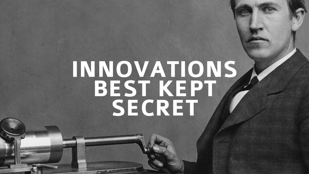 Innovations Best Kept Secret