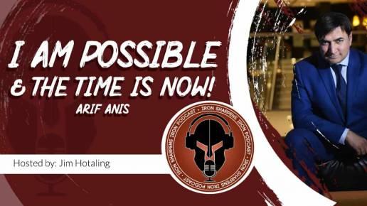 Arif Anis Iron Sharpens Iron Movement