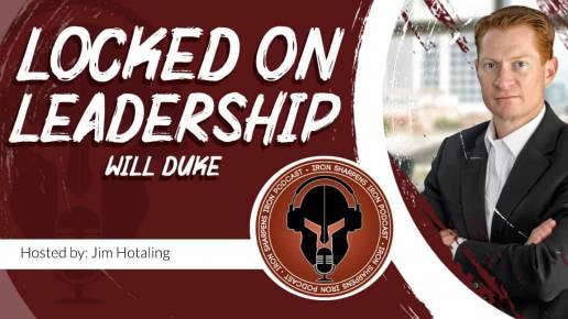 will duke iron sharpens iron