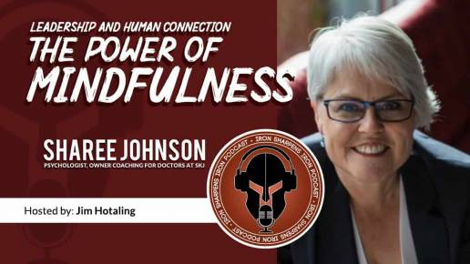 Leadership and Human Connection- The Power of Mindfulness with Sharee Johnson
